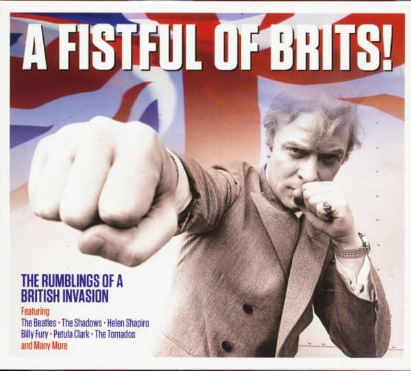 A Fistful Of Brits! (2-CD)
