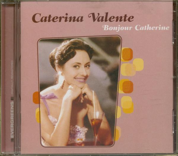Bonjour Catherine