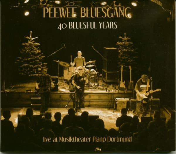 40 Bluesful Years (CD)