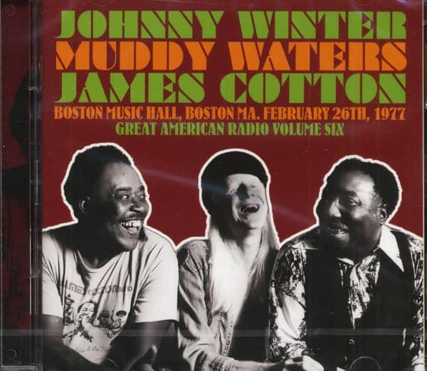 Great American Radio Vol.6 (2-CD)