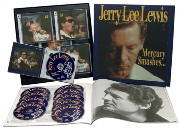 Mercury Smashes.. (10-CD Box Set)