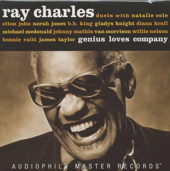 Genius Loves Company (2-LP, 180g Vinyl, Ltd.)