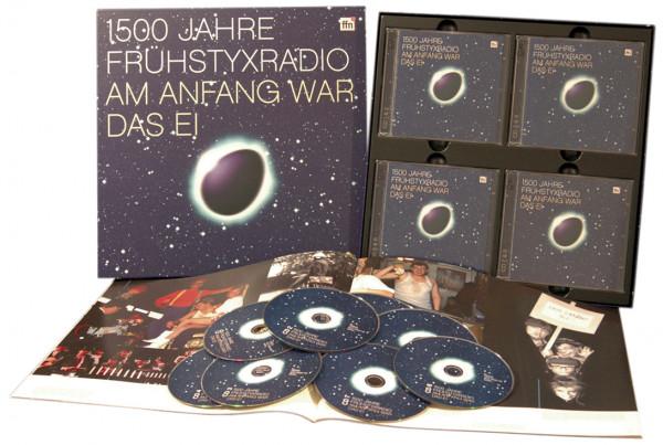 1500 Jahre Frühstyxradio (8-CD Deluxe Box Set)