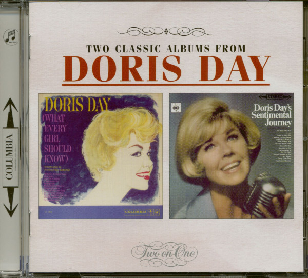 What Every Girl Should Know - Sentimental Journey (CD)