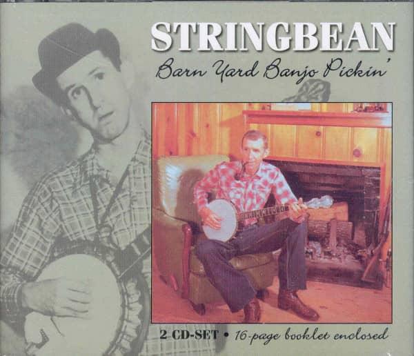 Barn Yard Banjo Pickin' (2-CD)