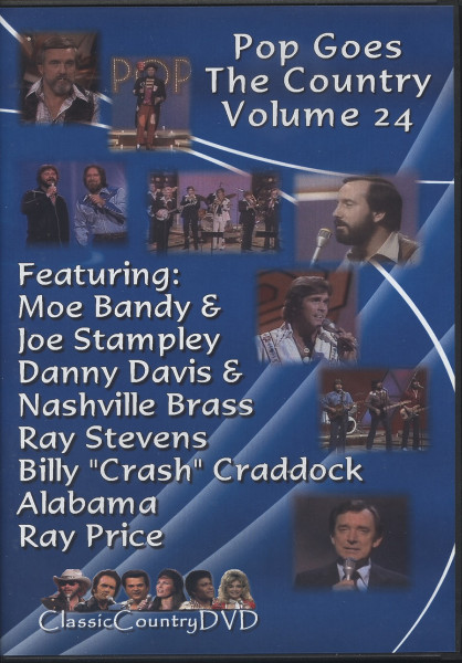Vol.24, Pop Goes Country 1978-81