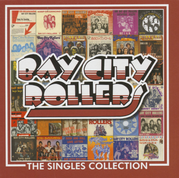 The Singles Collection (3-CD)