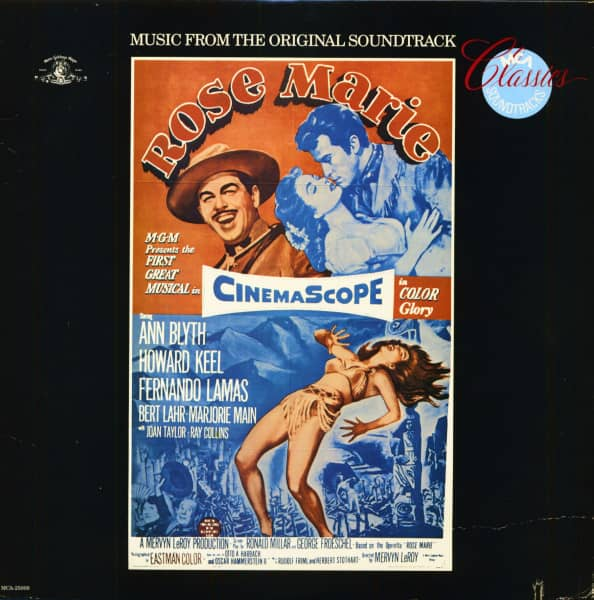Rose Marie - Music From The Original Soundtrack (LP)