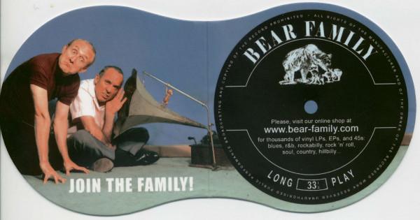 Bear Record Butler