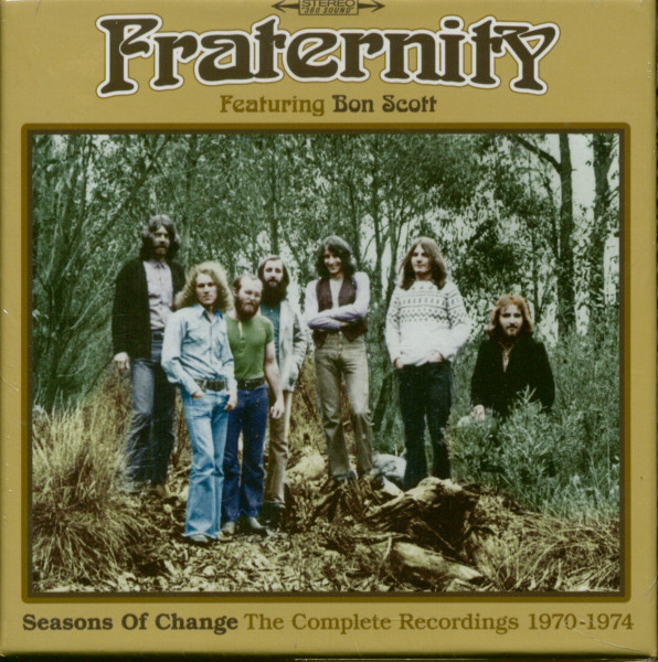 Seasons Of Change - The Complete Recordings 1970-1974 (3-CD)