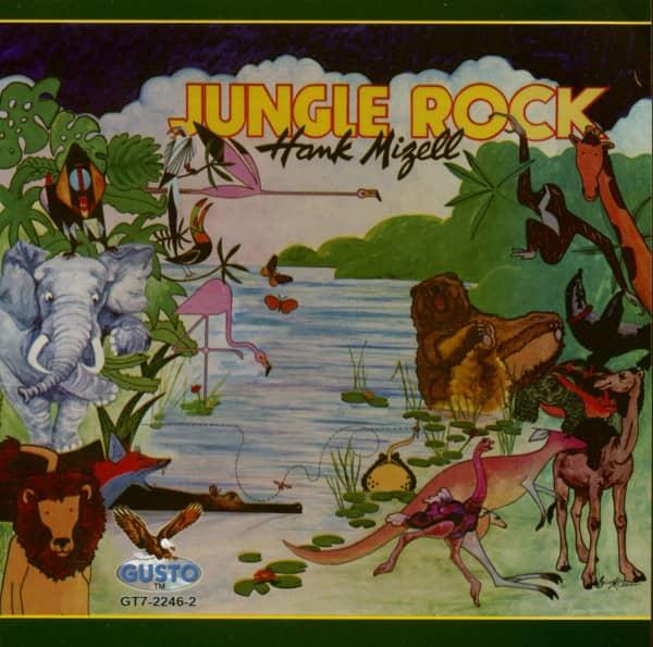Jungle Rock (CD)