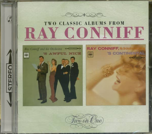 Ray Conniff's Awful Nice & Ray Conniff's Continental (CD)
