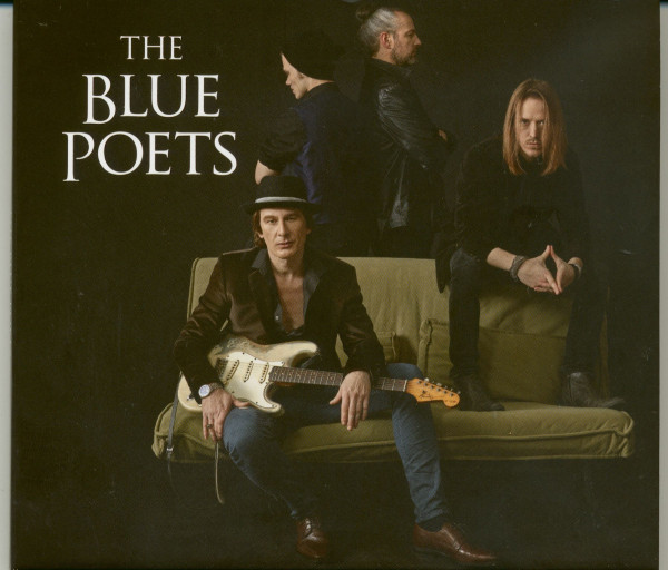 The Blues Poets (CD)
