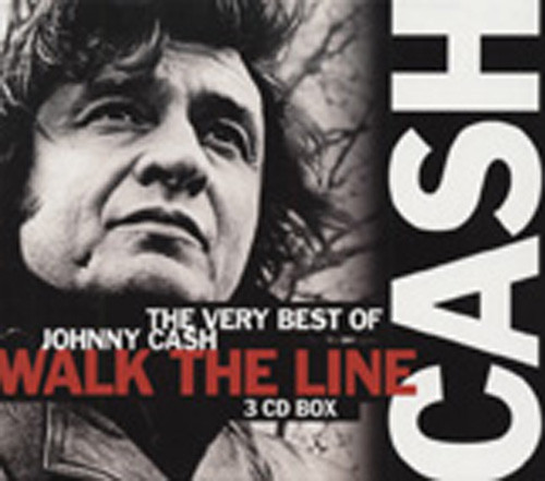Walk The Line - The Very Best (3-CD)