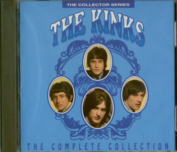 The Complete Collection (CD)