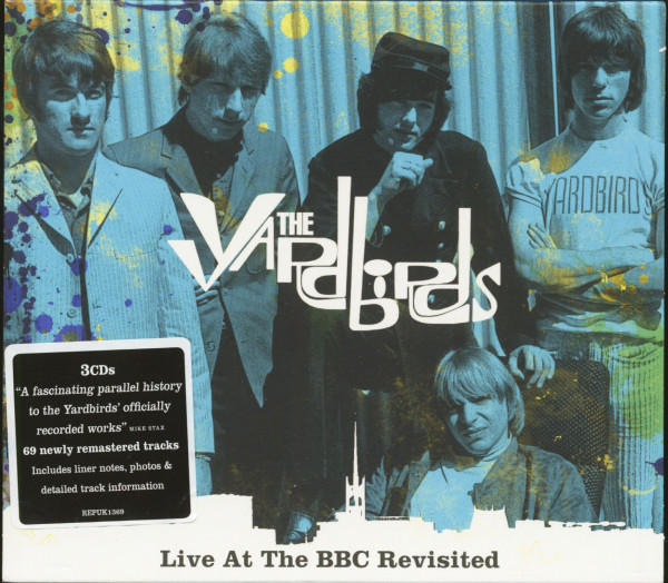 Live At The BBC Revisited (3-CD)