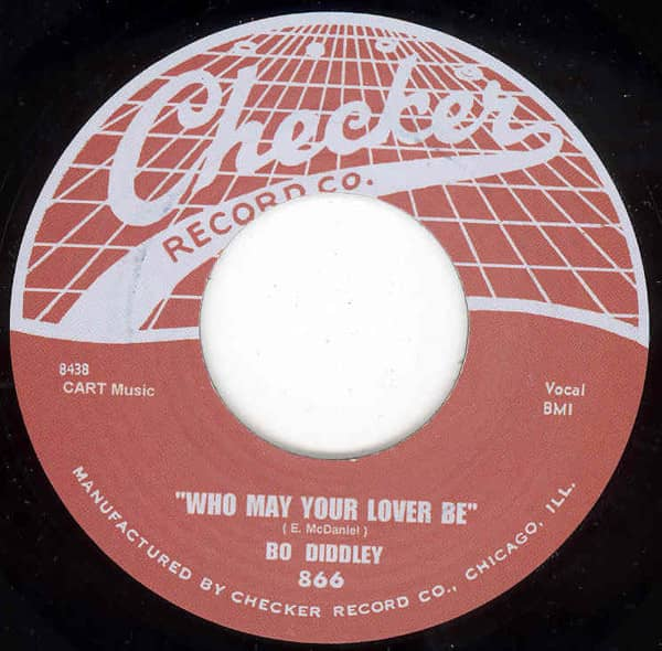 Who May Your Lover Be b-w Give Me A Break 7inch, 45rpm