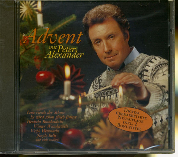 Advent mit Peter Alexander...plus (CD)