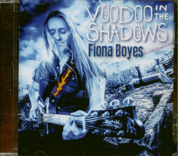 Voodoo In The Shadows (CD)