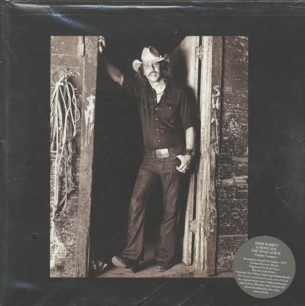 The Texas Album (LP, 180g Vinyl, & Download)
