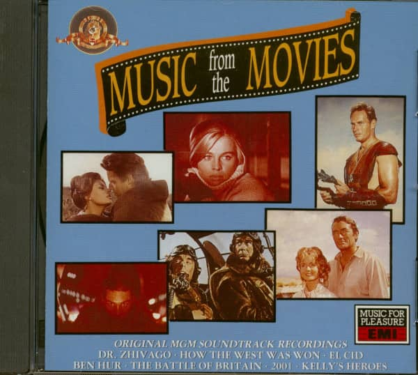 Music From The Movies (CD)