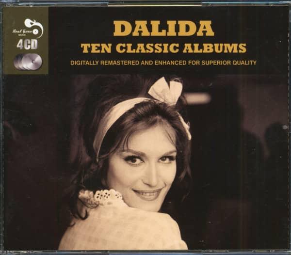 Ten Classic Albums (4-CD)