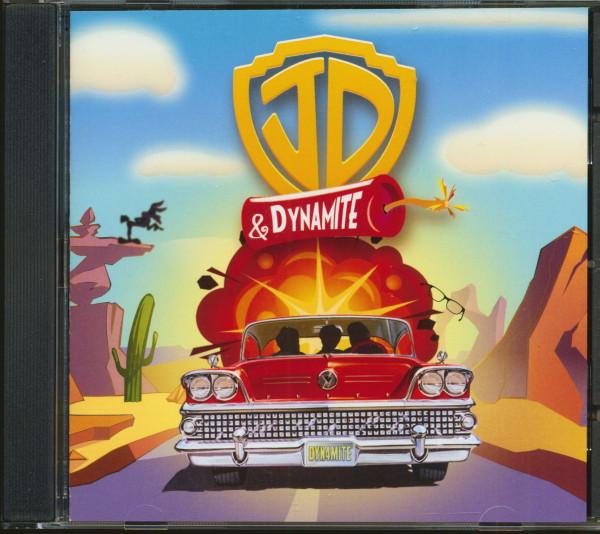 JD & Dynamite (CD)