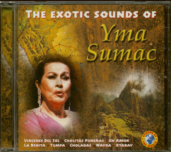The Exotic Sounds Of (CD)