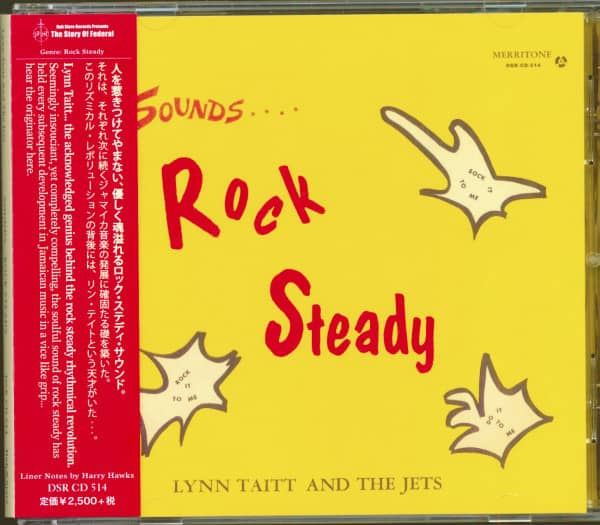 Sounds....Rock Steady (CD, Japan)