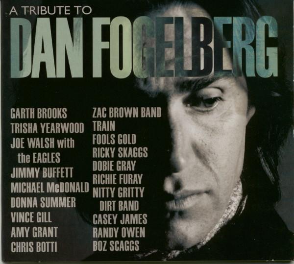 A Tribute To Dan Fogelberg (CD)