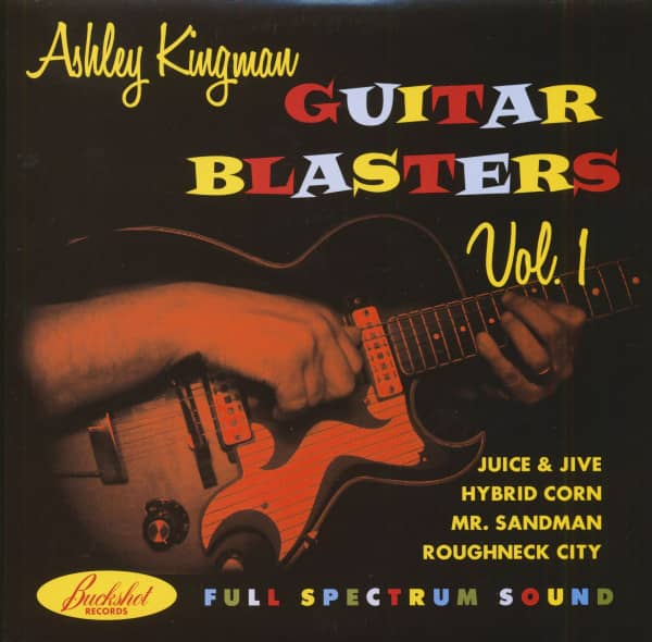 Guitar Blasters Vol.1 (7inch, EP, 45rpm, PS)