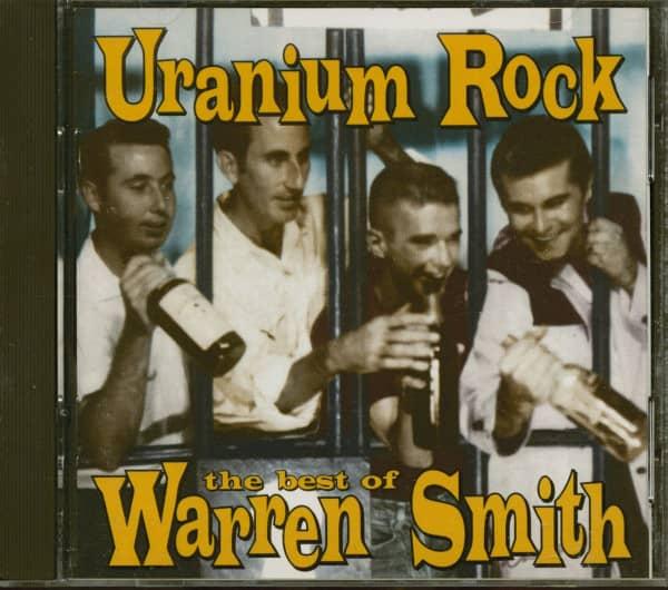 Uranium Rock (CD)