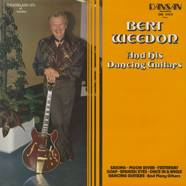 Bert Weedon & His Dancing Guitars (LP)
