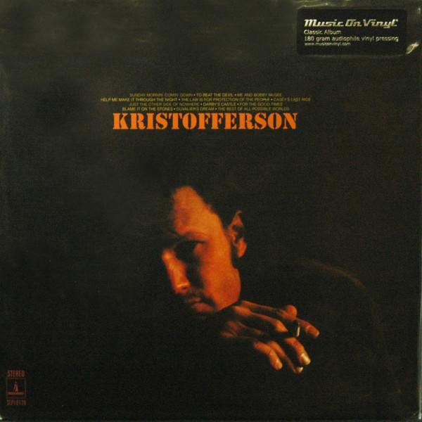 Kristofferson (1970) 180g Vinyl