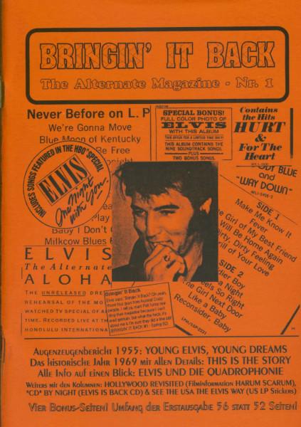 Bringin' It Back - The Alternate Magazine- Nr.1