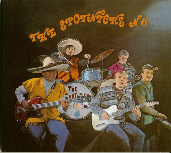 The Spotnicks No.6