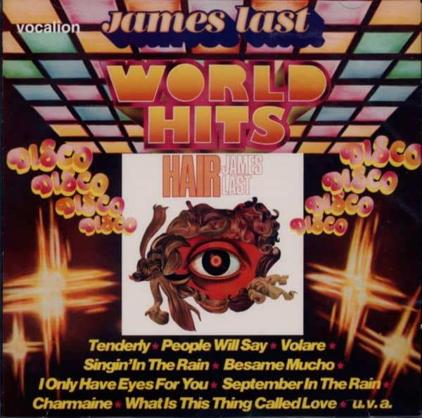 World Hits (1978) - Hair (1969) (2-CD)