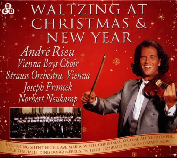 Waltzing At Christmas & New Year (3-CD)