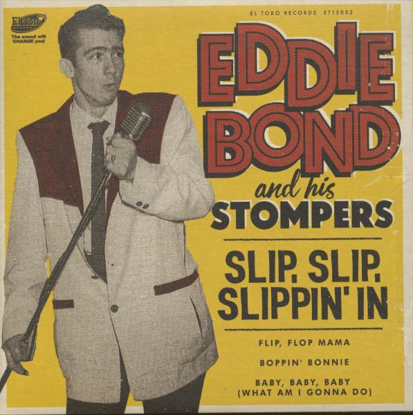 Slip, Slip, Slippin' In (EP, 7inch, 45rpm, PS)