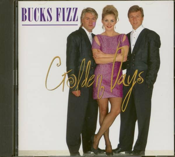 Golden Days (CD)