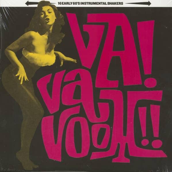 Va Va Voom! - 16 Early 60s Instro Shakers