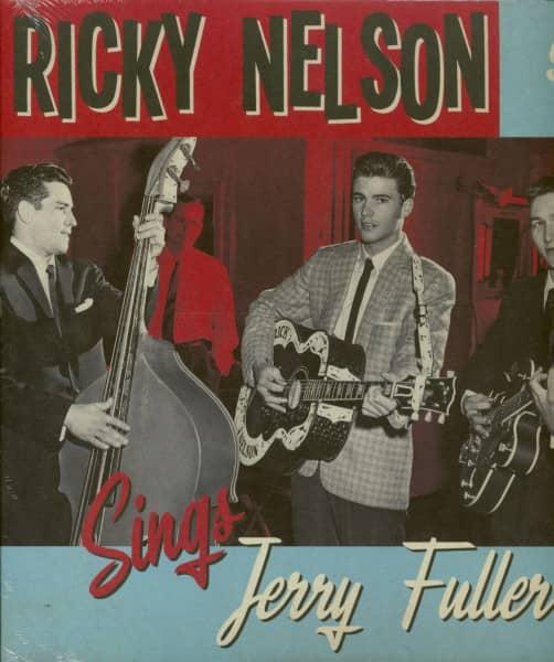 Sings Jerry Fuller (LP, 10inch)