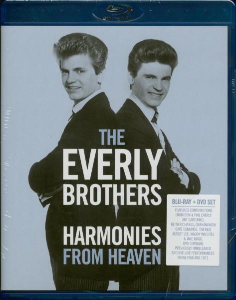 Harmonies From Heaven (Blu-Ray + DVD Set)