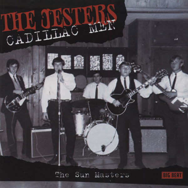 Cadillac Man: The Sun Masters...plus