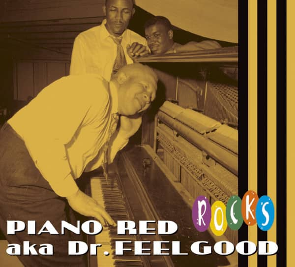 Piano Red - Rocks (CD)