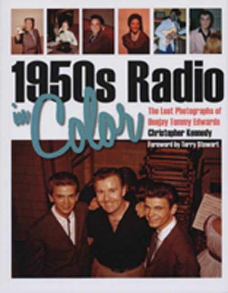 1950s Radio In Color - The Lost Photographs Of DJ Tommy Edwards