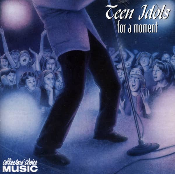Teen Idols For A Moment