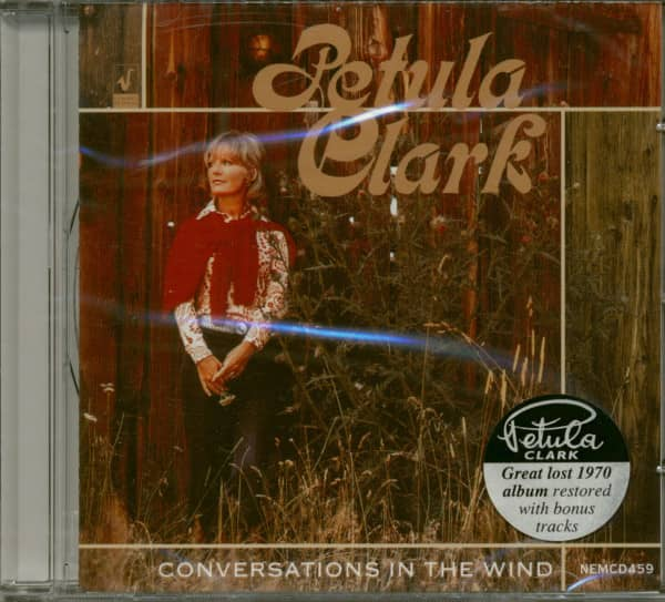 Conversations In The Wind (CD)