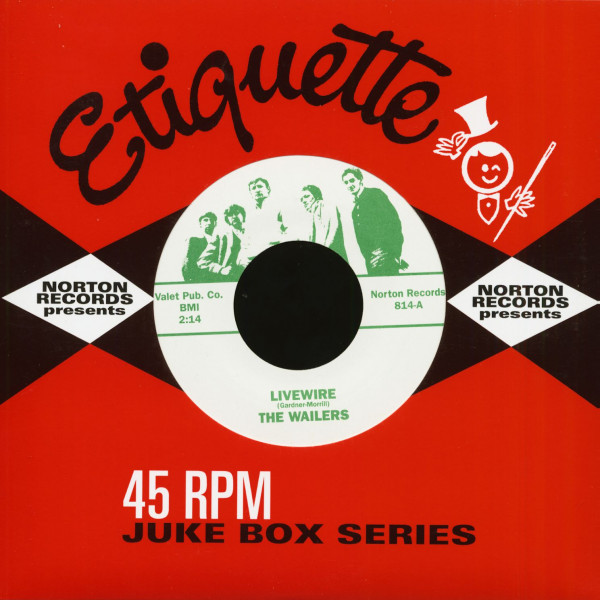 Livewire - Dirty Robber (7inch, 45rpm)