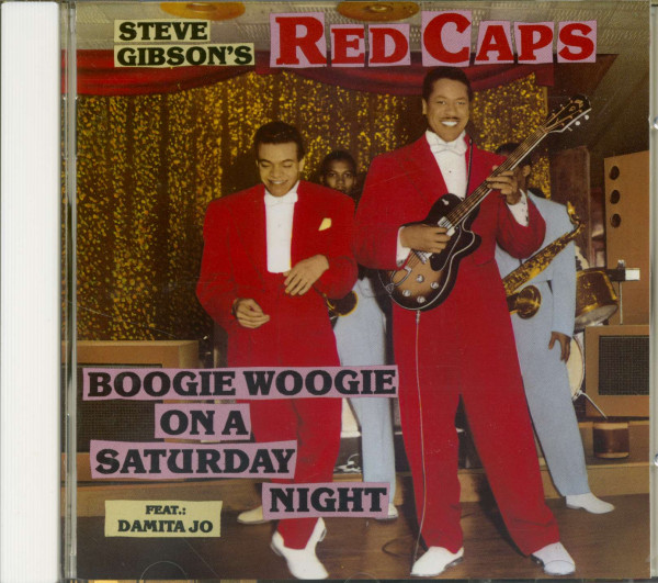 Boogie Woogie On A Saturday Night (CD)